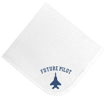 Future Baby Pilot Infant Rabbit Skins Thermal Blanket