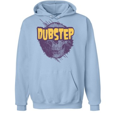 Heavy Metal Dubstep Unisex Hanes Ultimate Cotton Heavyweight Hoodie