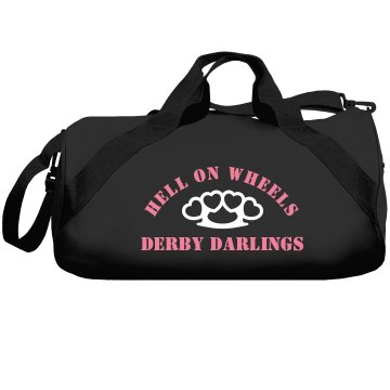 Hell On Wheels Augusta Sport Roll Bag