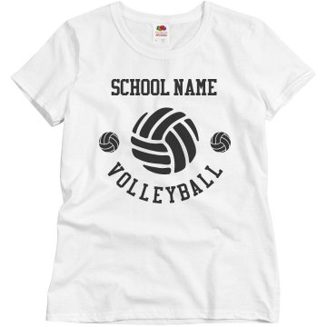 Volleyball Performance  Alo Women's Bamboo Crew Neck Tee