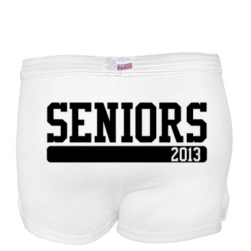 Cheer Seniors Junior Fit Soffe Cheer Shorts