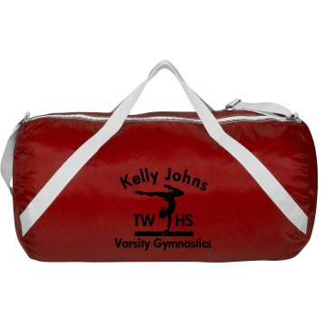 Kelly Varsity Gymnast Augusta Sport Roll Bag