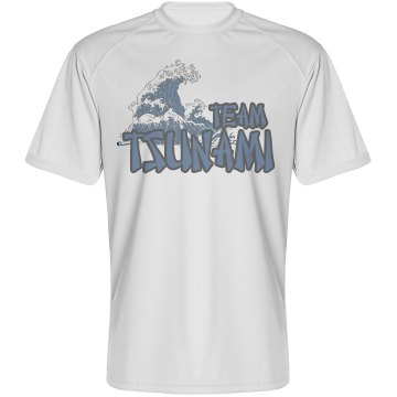 Team Tsunami Paragon Performance Tee