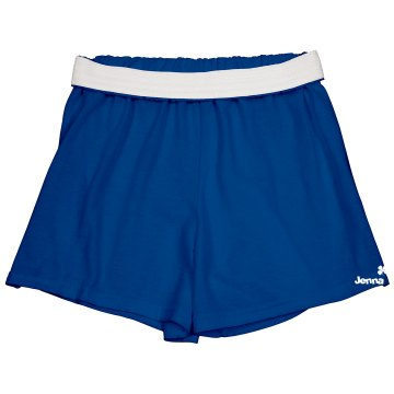 Lucky Clover w/ Back Junior Fit Soffe Cheer Shorts