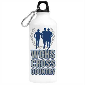 Cross Country Bottle Aluminum Water Bottle