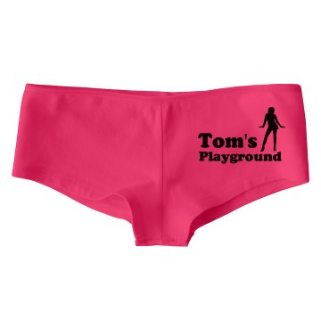 Tom's Playground Bella Hotshort