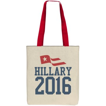 Obama 2012 Liberty Bags Cotton Canvas Tote