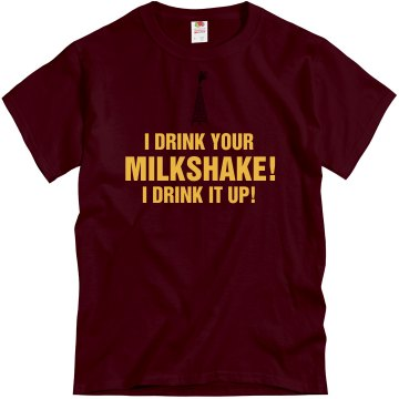 I Drink It Up-mens Unisex Gildan Heavy Cotton Crew Neck Tee