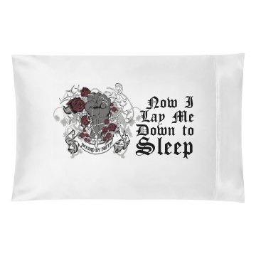 Christian Down To Sleep Pillowcase
