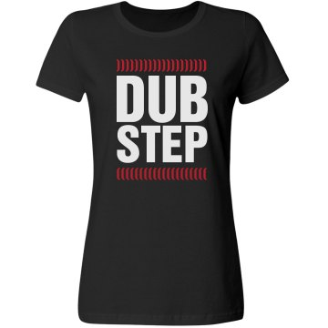 Dubstep Misses Relaxed Fit Gildan Heavy Cotton Tee