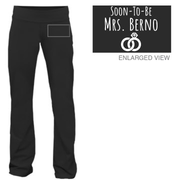 Soon-to-be Sweatpants Junior Fit Bella Fitness Pants