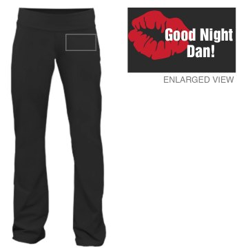 Good Night Sweatpants Junior Fit Bella Fitness Pants