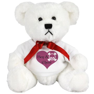Teddy Love Bear Medium Plush Teddy Bear
