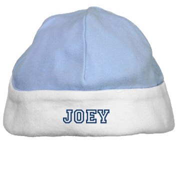 Baby Joey Infant Bella Baby 1x1 Rib Reversible Beanie