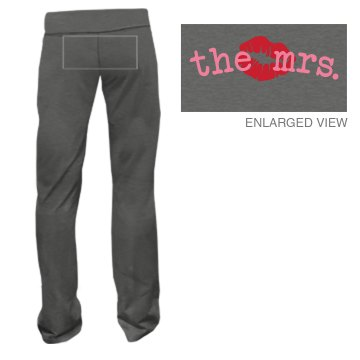 The Mrs Junior Fit Bella Fitness Pants