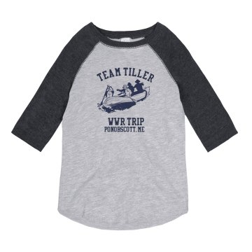 Team Tiller Tee Youth Anvil Ringer Tee