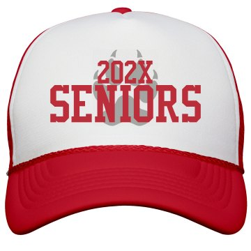 Like A Boss Seniors Valucap Poly-Foam Snapback Trucker Hat