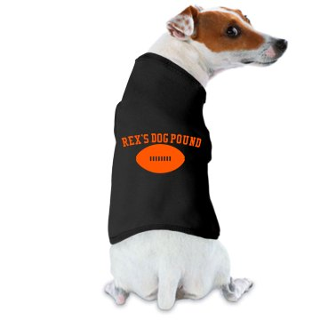 Dog Pound Tee Doggie Skins Dog Hoodie Tee