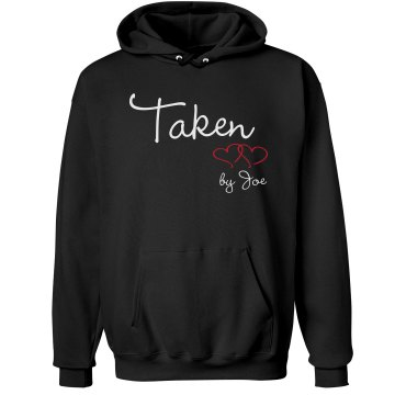 Taken Unisex Hanes Ultimate Cotton Heavyweight Hoodie