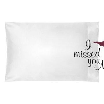 Mike's Home! Pillowcase