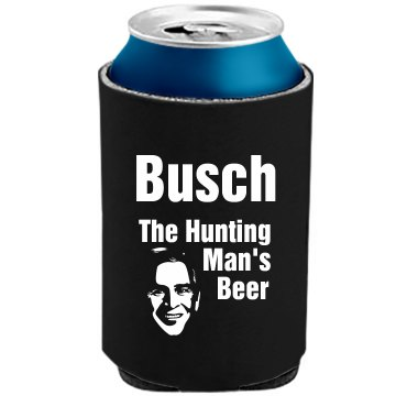 Bush Beer! The Official KOOZIE Can Kooler