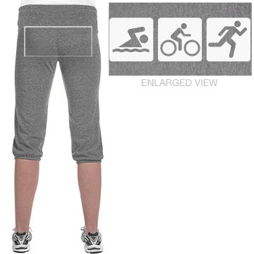 Swim Bike Run Junior Fit Bella French Terry Lounge Pants