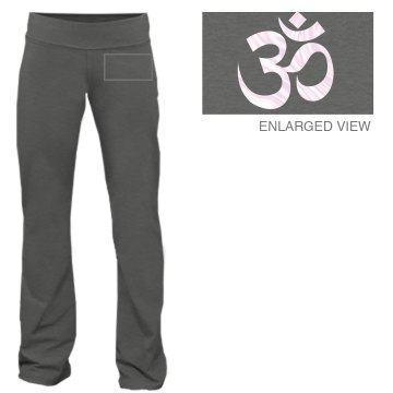 Yoga Sweats Junior Fit Bella Fitness Pants