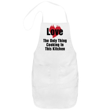 Kitchen Lovin Port Authority Adjustable Full Length Apron
