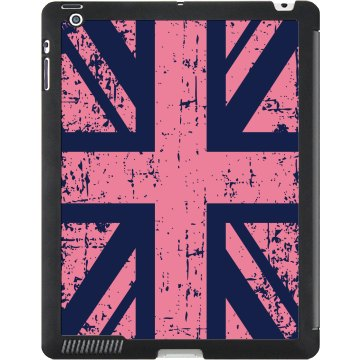 UK iPad Case Black iPad Smart Cover