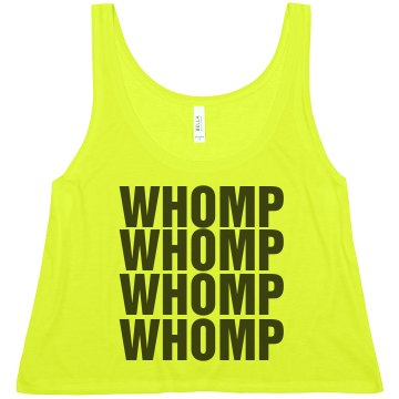 Whomp Whomp Junior Fit Basic Bella Favorite Tee