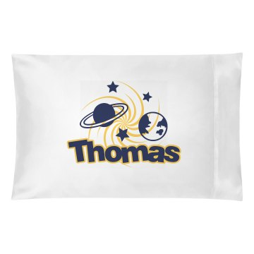 Thomas's Pillow Pillowcase