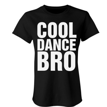 Big Cool Dance Bro Junior Fit Bella Sheer Longer Length Rib Tee