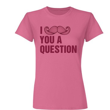 A Fine Mustache Question