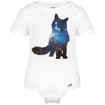 A Galaxy Kitten