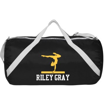 A Gymnast Gear Bag