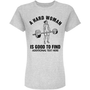 A Hard Woman Fitness