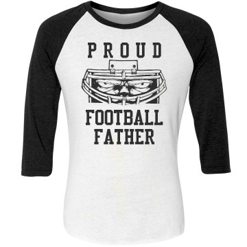 A Proud Football Father