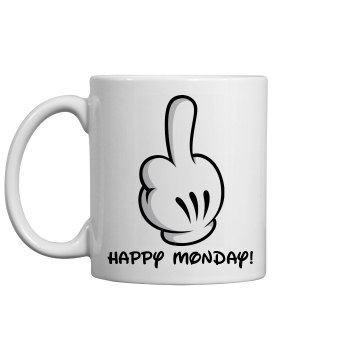 A Very Happy Monday