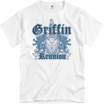 Griffin Family Reunion Tee