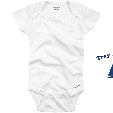 Troy Junior Infant Gerber Onesies