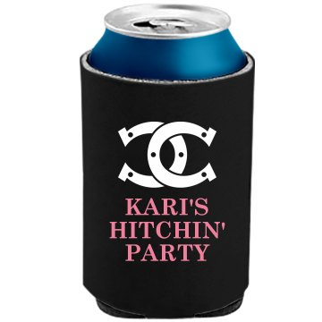 Hitchin Party The Official KOOZIE Can Kooler