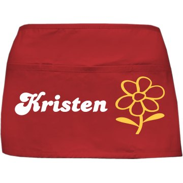 Kristen's Apron Port Authority Waist Apron with Pockets