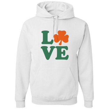 Irish Love Unisex Gildan Heavy Blend Hoodie
