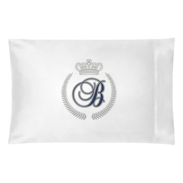 Initial Pillow Pillowcase