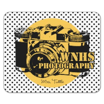Photography Mousepad Mousepad
