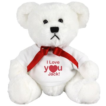 I Love You Plush Plush Lion