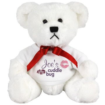 Joe&#x27;s Cuddle Bug Medium Plush Teddy Bear