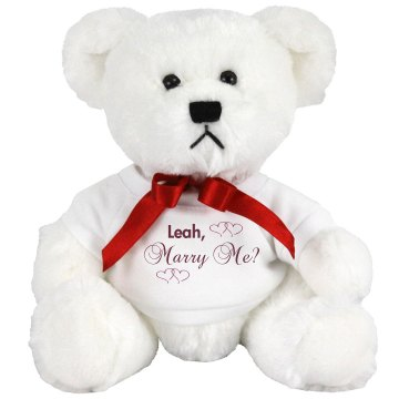 Marry Me Lion Plush Lion