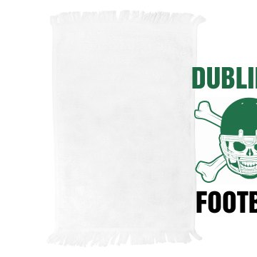 Dublin HS Spirit Fringed Spirit Towel