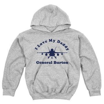 Air Force Child Youth Gildan Heavy Blend Hoodie